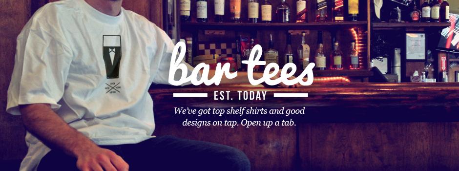 Top shelf shirts and good design on tap.